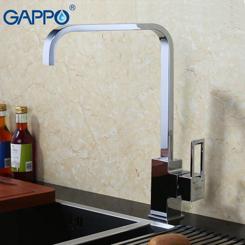 GAPPO kitchen sink faucet Water mixer tap kitchen mixer faucet kitchen taps mixer single hole water