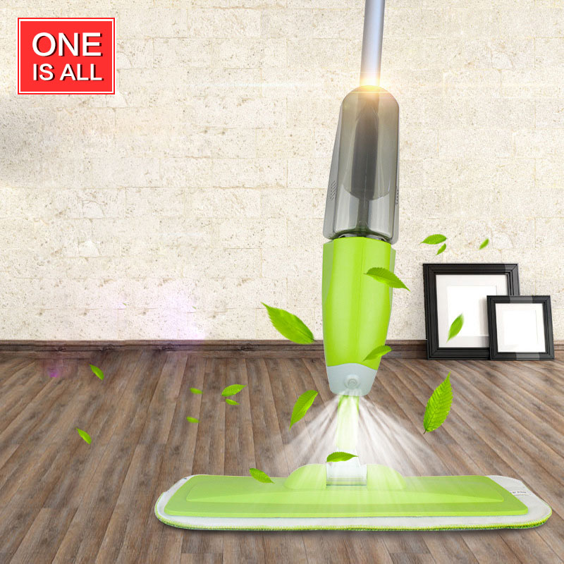 2017 New Spray Mop Household <font><b>Wooden</b></font> Floor Mops Free Hand Wash Spray Mop Environmental Water <font><b>For</b></font> Different Types Mops Floor
