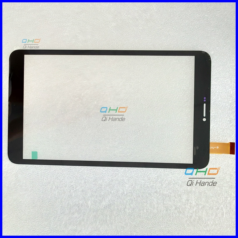 Black New 8'' inch Touch Screen Panel Digitizer Sensor Repair Replacement Parts FPCA-80A08-V02 ZC1440 for Colorfly G808 3G Touch repair parts replacement touch screen digitizer for nintendo 3ds
