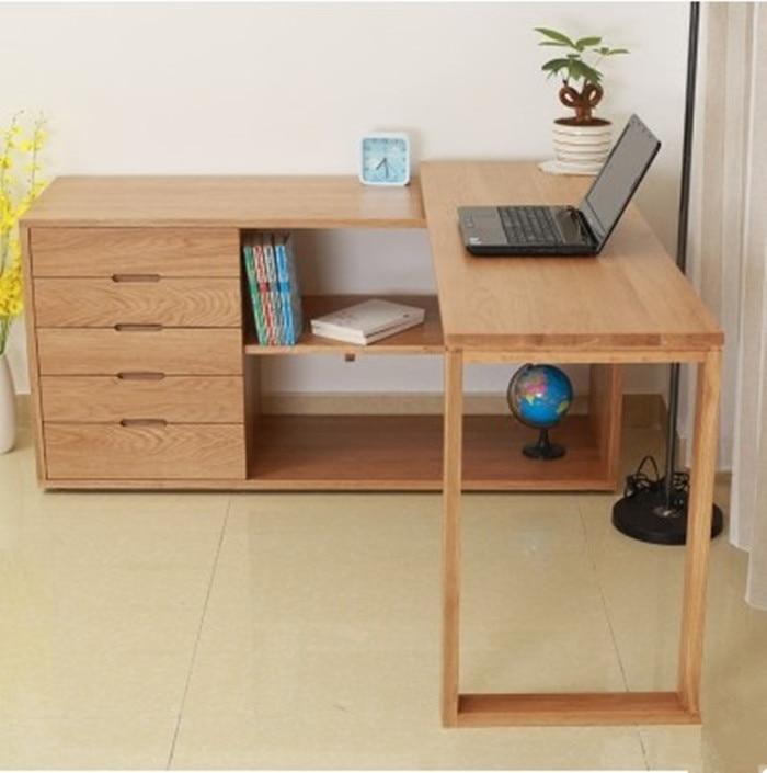 Popular Oak Corner Computer Desk Buy Cheap Oak Corner