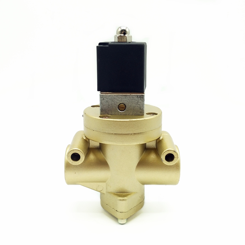 цены K23JD-25W Normally Closed G1'' Cut Off Valve AC110V AC220V DC24V Shut-off Valve