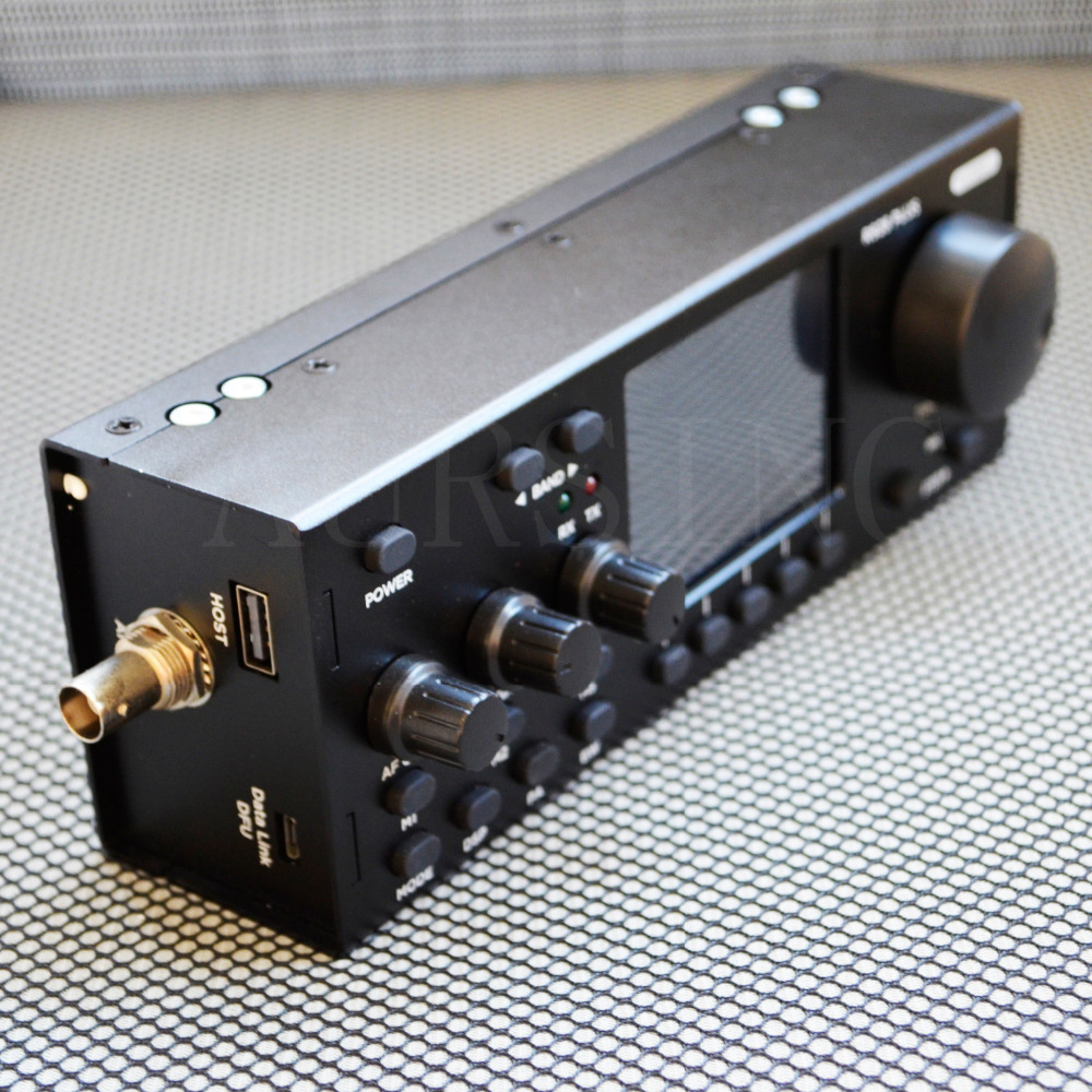 R928 Plus 10WATT HF SDR Transceiver RX 1 8 30MHz TX ALL HAM HF BANDS SSB