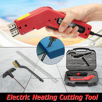 250W Styrofoam Electric Foam Heat Wire Tool Grooving Cutter Blades Various Kit New Hand Hold Heating Knife Cutter Hot Cutter