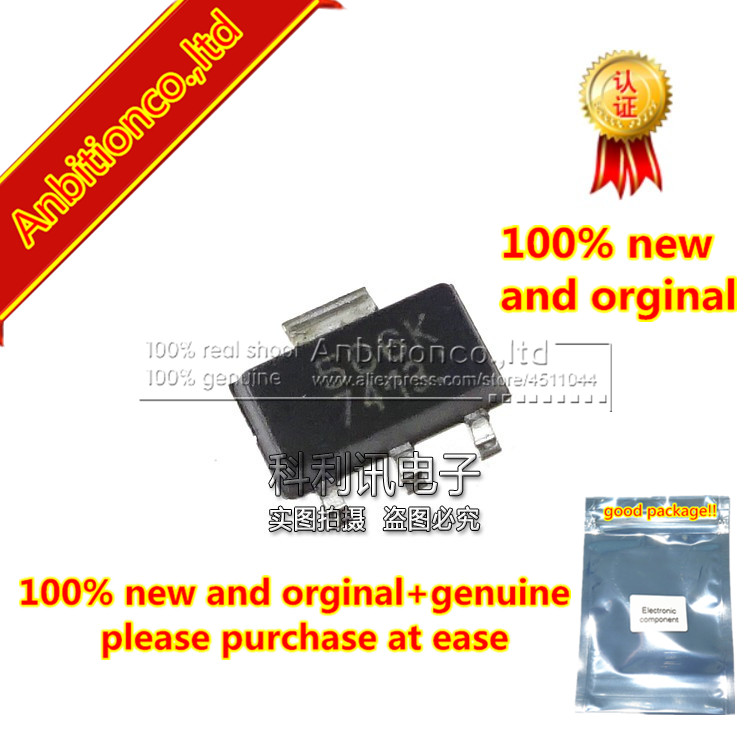 10pcs 100% New And Orginal HAL506SF-K Silk-screen 506K Hall-Effect Sensor Family SOT223 In Stock