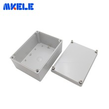 Plastic Box ABS Material Waterproof Plastic Project Box Electronic Case Outdoor Electric Box Electrical Plastic Case IP65