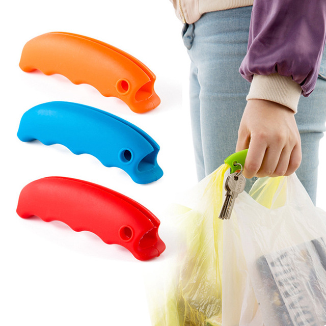 Convenient Bag Hanging Quality Mention Dish Carry Bags 1 Pcs Kitchen Gadgets Silicone Save Effort