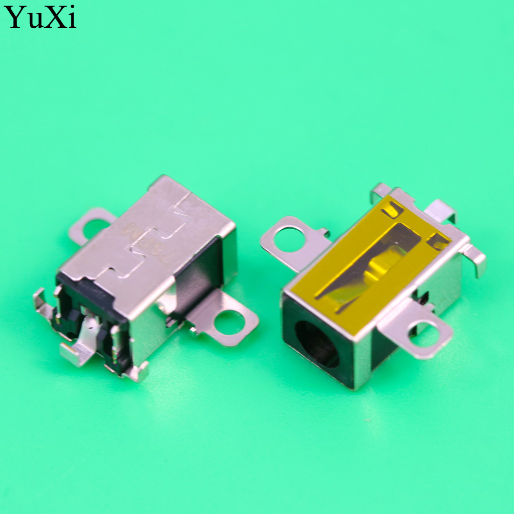 YuXi New DC AC Power Jack Charging Port Connector For Lenovo IdeaPad 110-15IBR 310-15ABR 510-15IKB