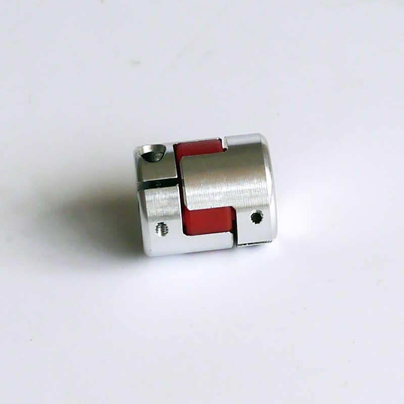 10 x 14mm CNC Flexible Pflaumen Wellenkupplung Schrittmotor D30 mm L40 mm