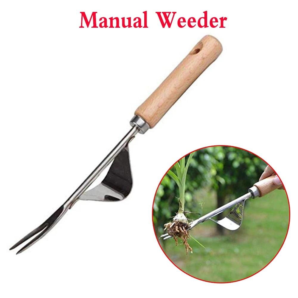 Patio, Lawn & Garden Manual Weeders ghdonat.com Lshylock Stainless ...