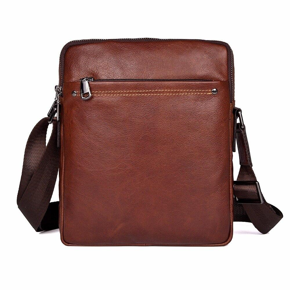 Здесь продается  J.M.DJ.M.D High Quality Vintage Cow Leather Shoulder Messenger Bag Fashion Popular Crossbody Bag For Men 1043X  Камера и Сумки