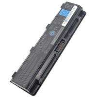 Original Battery PA5024U PA5023U for Toshiba Satellite C800 C805 C845 C850 C855 C870 C875 L800 L805 L830 PA5024U 1BRS Batteries