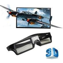 Obturateur actif Lunettes 3D DLP LIEN Projecteur Accessoires pour Optoma Sharp LG Acer BenQ w1070 Projecteurs lunettes 3D Samsung