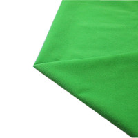 50 150cm Light Green Fleece Fabric Tilda Plush Cloth For Doll Pillow Sewing Plain Dyed Knitted