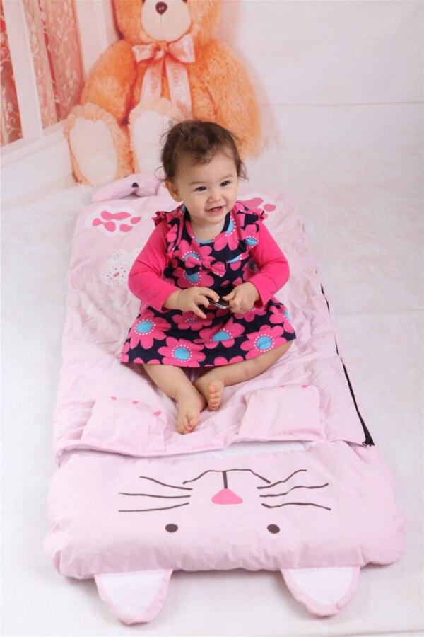 Dismountale cat Детский костюм/детский спальный мешок - Цвет: Cat