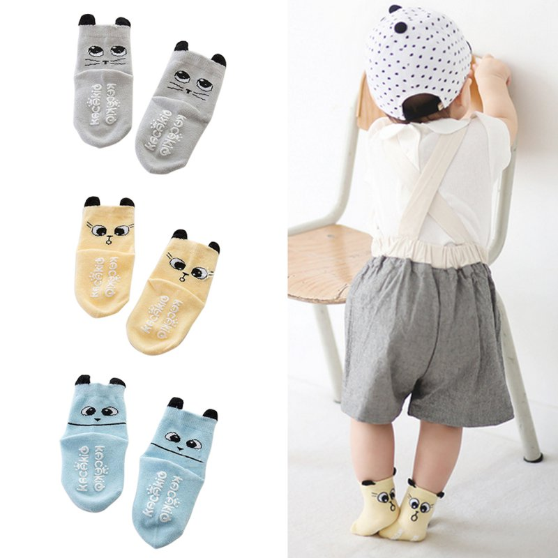 Lovely Kidsborn Socks Boots Baby Boy Girls Infant Crib Shoes Prewalkers Socks Cuffs