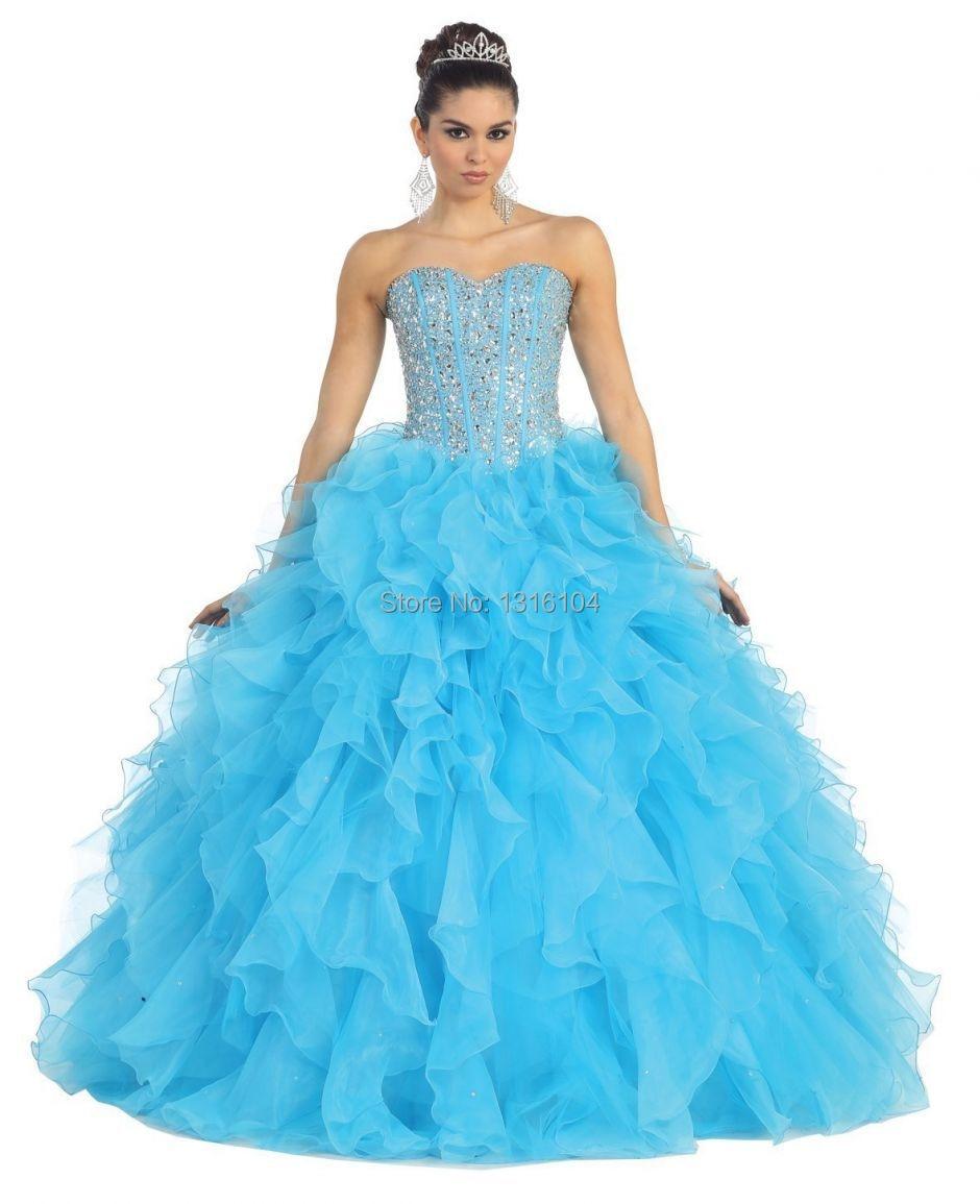 Popular Baby Blue Prom Dresses CheapBuy Cheap Baby Blue Prom Dresses Cheap lots from China Baby