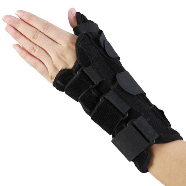 Handgelenk Daumen Unterstützung Klammer Schiene Finger Schiene