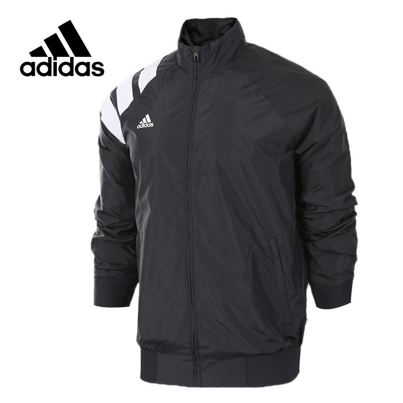 все цены на Original New Arrival Official Adidas TANIS WOV JK Men's jacket Sportswear CD1116