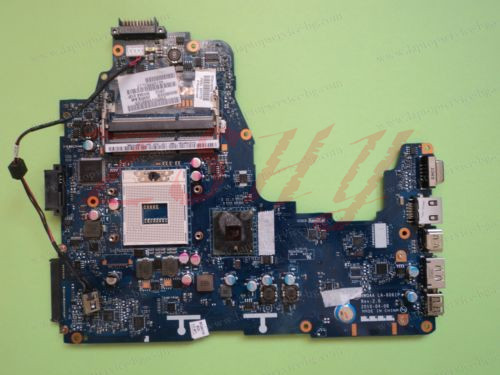for TOSHIBA Satellite A660 A665 laptop motherboard LA-6061P K000104250 integrated HM55 DDR3 Free Shipping 100% test okfor TOSHIBA Satellite A660 A665 laptop motherboard LA-6061P K000104250 integrated HM55 DDR3 Free Shipping 100% test ok