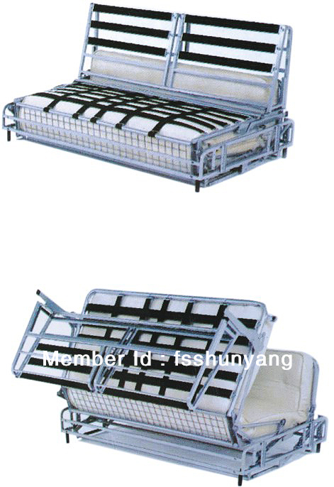 Folding Sofa Bed Frame Metal