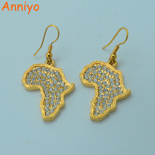 Buy africa map earrings and get free shipping on AliExpresscom