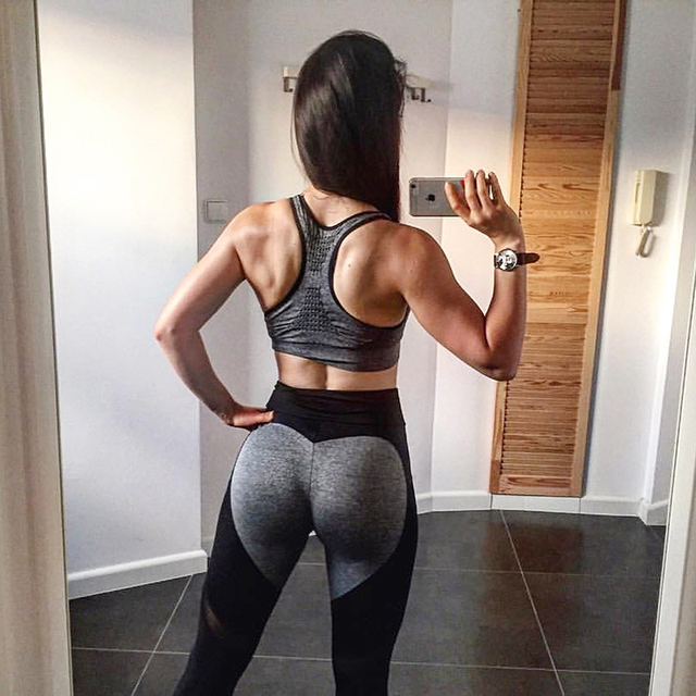 Sexy Heart High Waist Legging 8