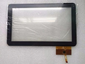 new 10.1'' inch tablet Touch Screen Digitizer capacitive glass panel QSD E-C10052-01QSD E-C10052 12PIN with ic