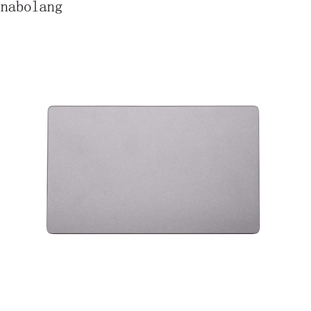 Nabolang Grey Trackpad Touchpad Touch Panel For Macbook Pro Retina 13 A1706 2017 Touchpad original new space grey silve laptop a1706 lcd assembly 2016 2017 for macbook pro retina 13 a1706 lcd screen assembly mlh12ll a