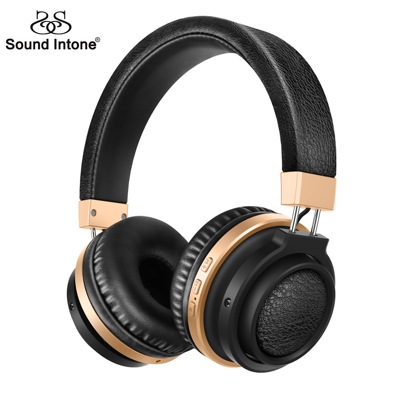 Sound Intone P3 Wireless Headphones with Bluetooth 4.1 Built-in Microphone Headsets Support TF Card for MP3 Bluetooth Earphones sound intone h6s wireless earphones in ear headsets sports running music bluetooth earphone with microphone for sony xiaomi mp3