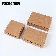 10pcs/lot Kraft Paper Aircraft Cardboard Pack Boxes Craftwork Gift Kraft Paper Packing Boxes 19022802
