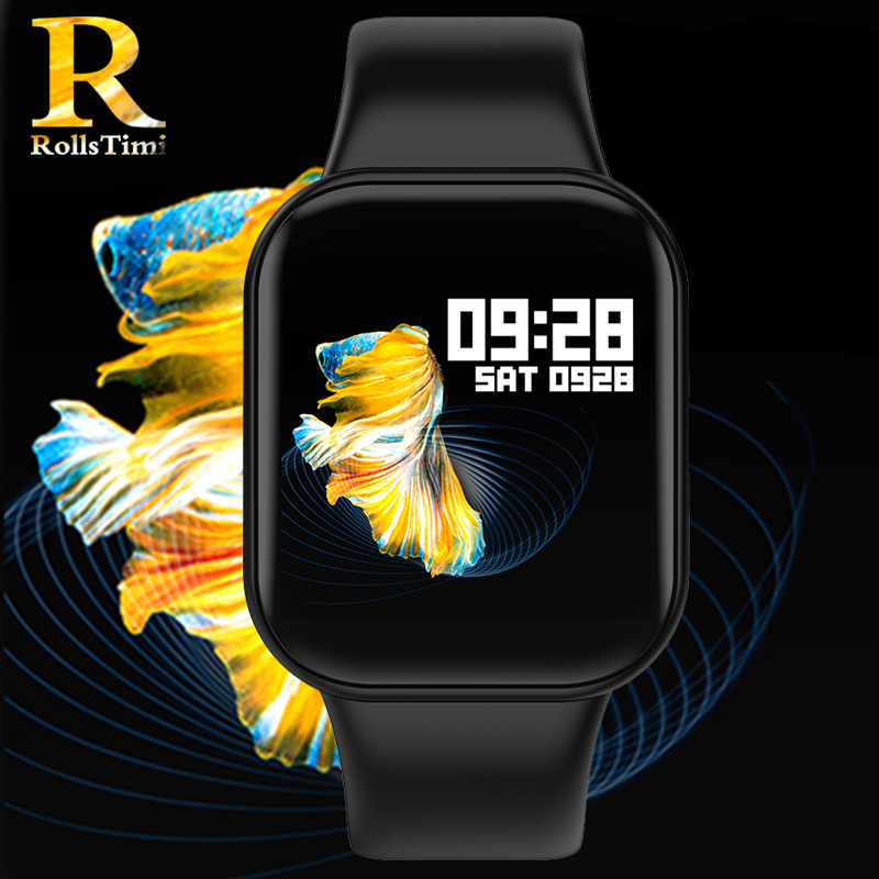 Smart Watch Men Bluetooth Watch Heart Rate Monitor Blood Pressure IP68 Fitness Tracker Wristband Smart Watch For Android or IOSSmart Watch Men Bluetooth Watch Heart Rate Monitor Blood Pressure IP68 Fitness Tracker Wristband Smart Watch For Android or IOS