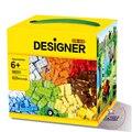 Wange 58231 Классический DIY 625 Шт. Классические Творческие Строительные Блоки Кирпич Игры Обучающие Игрушки для детей Decool Лепин