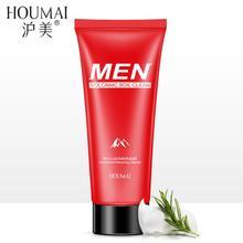 Вулканическое почвенное мужское очищающее Отбеливающее средство для лица, Осветляющий, увлажняющий уход за кожей лица