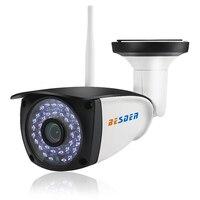 BESDER 1080P 960P 720P Wire&Wireless IP Camera Night Version 30m Waterproof IP67 Wifi CCTV Security IP Camera 128G TF Card Slot Surveillance Cameras