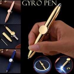Спиннер для пальцев Multi-function гироскоп ручка декомпрессии шариковая ручка с подсветкой форма снять стресс пакет в коробке Рождественский