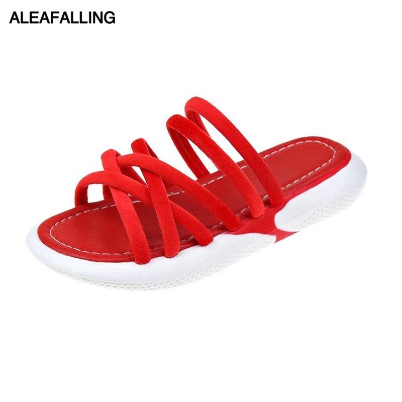 Aleafalling Zapatos Schuhe Ankle Strap Heels Frauen Sandalen Sommer Schuhe Frauen Offene Spitze Chunky Sommer Strand Kleid Sandalen 201954
