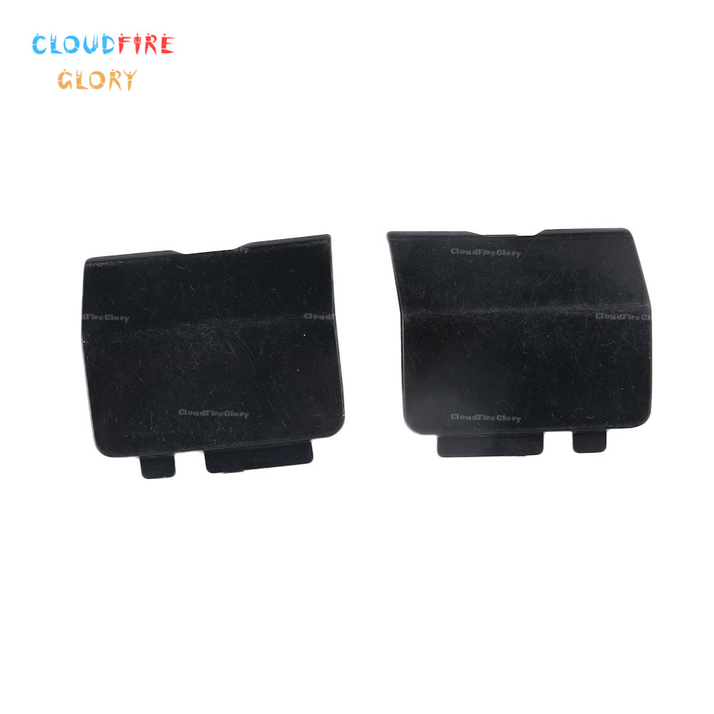 GJR950EL151 GJR950EK151 Pair Left Right <font><b>Rear</b></font> <font><b>Bumper</b></font> Towing Hook Decoration <font><b>Cover</b></font> Cap Unpainted For <font><b>Mazda</b></font> <font><b>6</b></font> 2012 2013 2014 2015 image