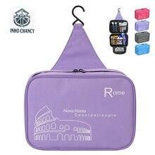 Cosmetic bag travel organizer Multi-function Storage Hang neceser Make Up Luggage Bag Women makeup bag maleta de maquiagem