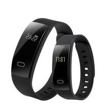 QS80 Bluetooth Smart Браслет сердечного ритма Сидячий напоминание мониторинг сна для IOS Android-смартфон