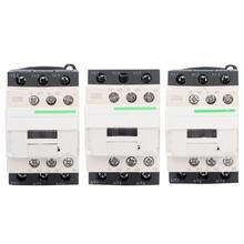 цена на LC1-D NEW Electric 50/60Hz 3 Phases Coil AC Contactor 220V 9A/12A/18A Electrical Equipment