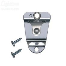 20X Clip de cinturón Hangup con tornillos para micrófono GM300 GM950 gm 2 gm 2