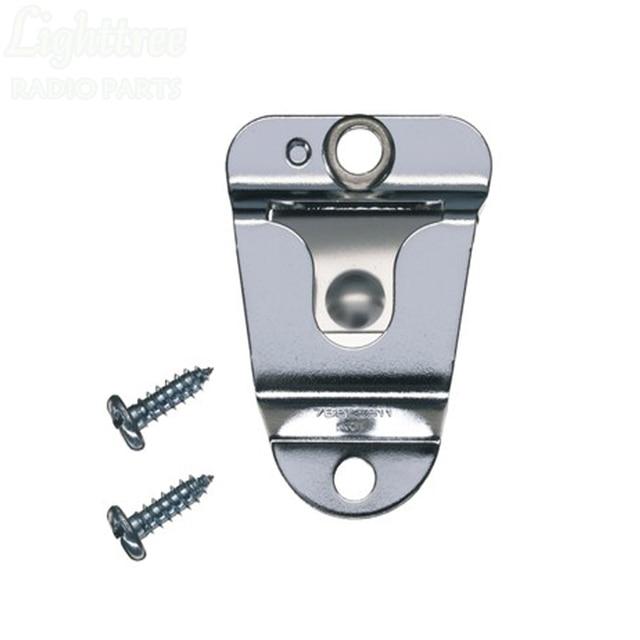20X pince de ceinture de suspension avec vis pour GM300 GM950 GM3188 GM3188 Microphone