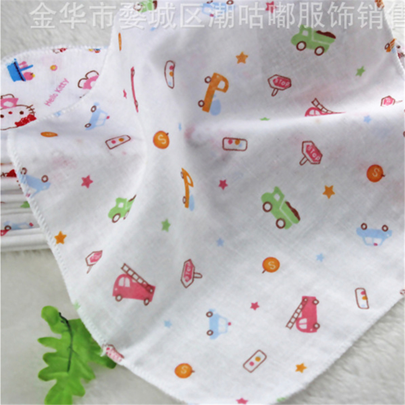 bibs baby girl burp cloths for new born baby bib girls baby boy bibs cotton reusable boys burp cloths 5PCS/LOT H-JHFZ015-5P