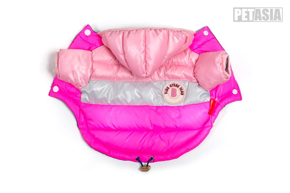 Winter Pet Dog Clothes Waterproof Warm designer Jacket Coat S -XXL Sport Style Puppy Hoodies Hat for Small Medium PETASIA 09