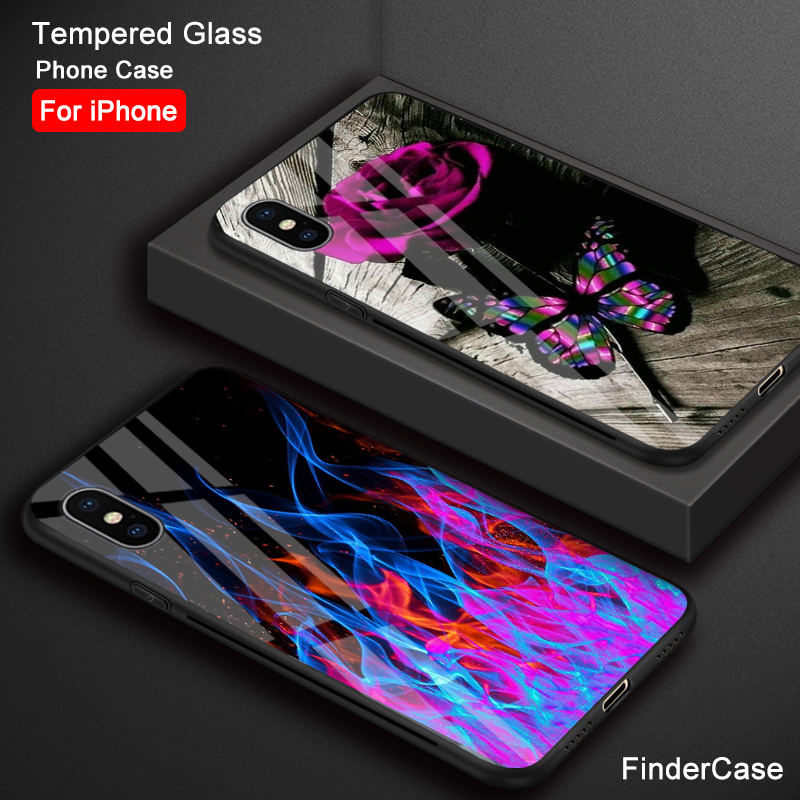Half-wrapped Case Findercase For Iphone 7 Case Brand New Panda Earth Moon Phone Case For Iphone X 8 8 Plus 7 Plus 6 6 Plus 6s 6s Plus 5 5s Se