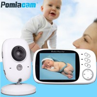 2.4GHz Wireless Video Color Baby Monitor VB601 VB603 VB605 High Resolution Baby Nanny Security Camera Intercom Babysitter