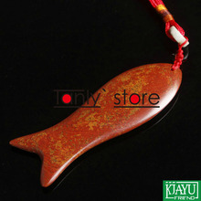 цены на Wholesale & Retail Traditional Acupuncture Massage Tool Natural Bian-stone Healing Guasha kit fish shape  в интернет-магазинах