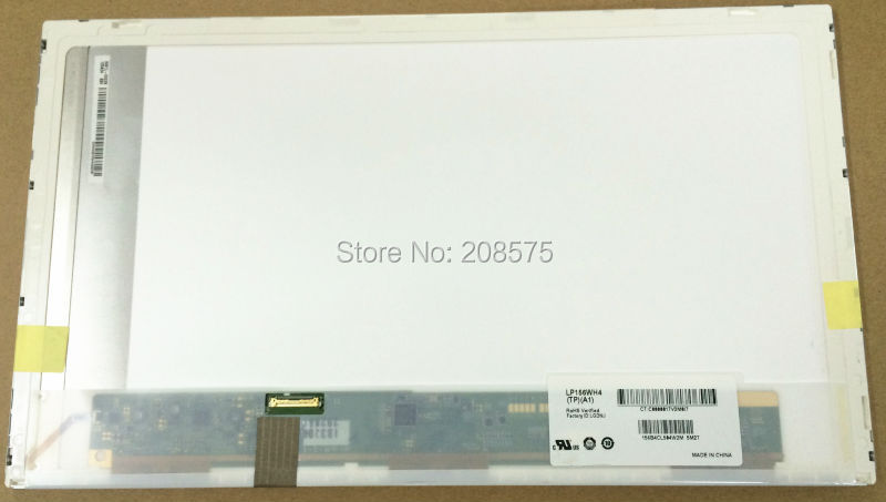 Free Shipping LP156WH4 TPA1 LP156WH2 TPB1 N156BGE-E21 B156XTN01.0 LTN156AT08 For ACER V3-551G DELL M4500 E5510 E6510 30PIN запонка arcadio rossi запонки со смолой 2 b 1026 20 e