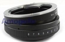 Amopofo LR-M4/three Tilt Lens Adapter for Leica R L/R Mount Lens to Micro 4 Thirds M4/three Digital camera
