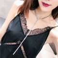 Women Sexy Satin Lace Insert Cami Tops V-neckline Hollow out Camis